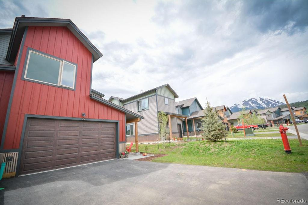 Photo of home for sale at 264 Haymaker Street, Silverthorne CO