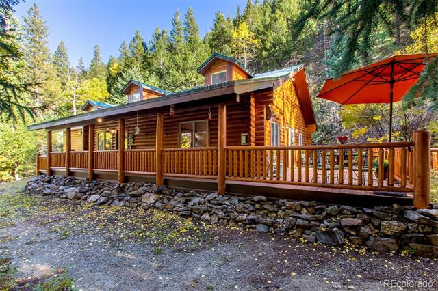 Photo of home for sale at 4751 Colorado 103, Idaho Springs CO