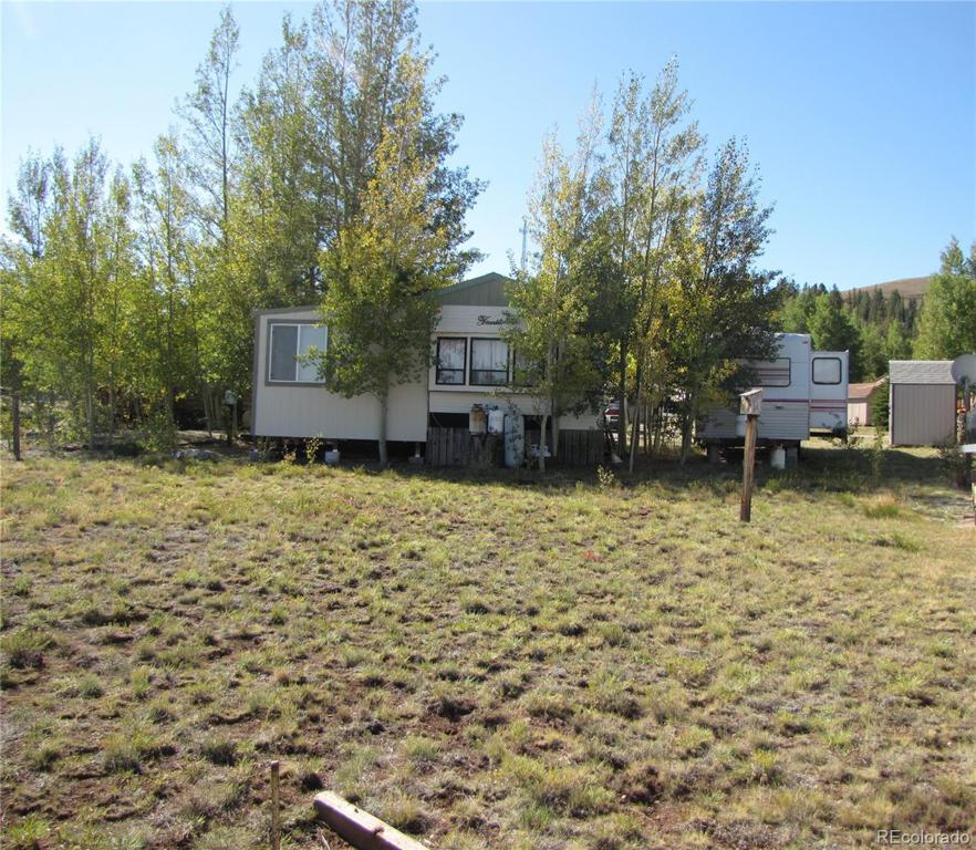 Photo of home for sale at 55 Flat Car Way, Hartsel CO