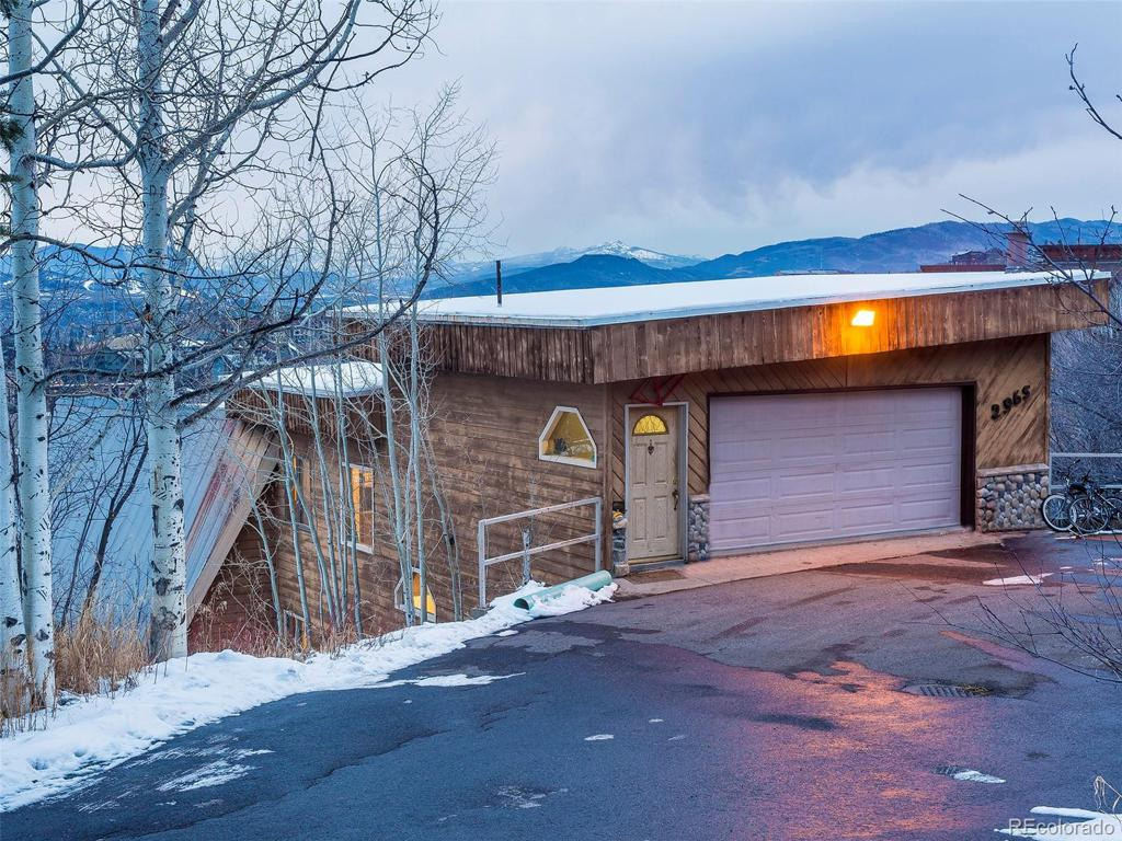 Photo of home for sale at 2965 Ski Trail Lane, Steamboat Springs CO