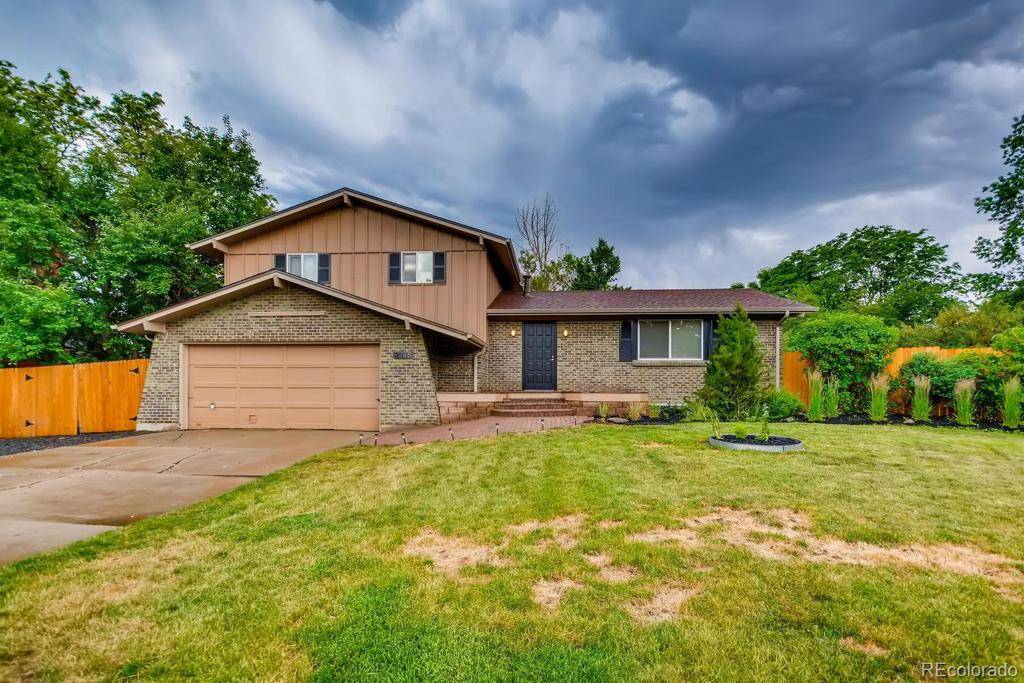Photo of home for sale at 9338 Oregon Place W, Lakewood CO