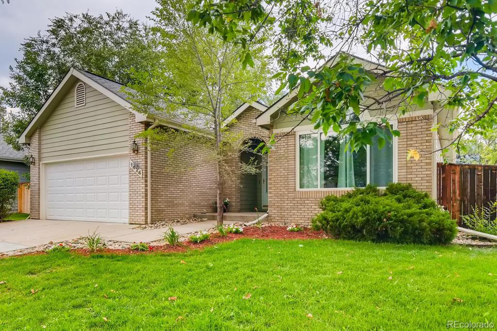 Photo of home for sale at 1424 Patterson Place, Fort Collins CO
