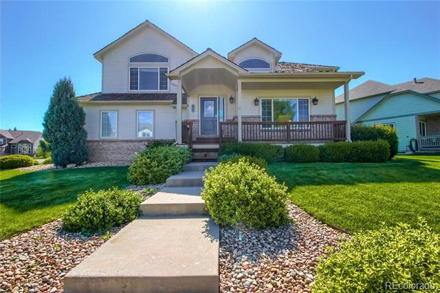 Photo of home for sale at 200 Breckenridge Trail, Broomfield CO