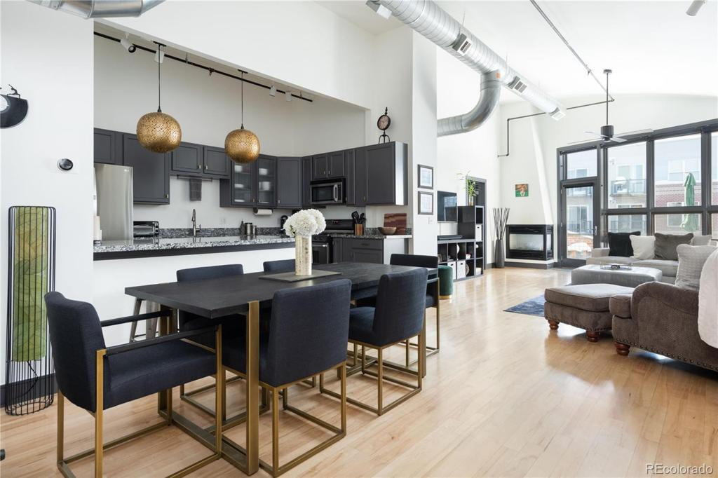 Photo of home for sale at 2441 Broadway Street N, Denver CO