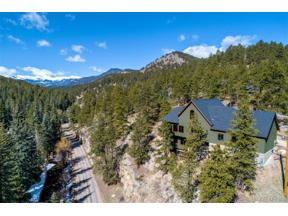Property for sale at 31451 Upper Bear Creek Road, Evergreen,  Colorado 80439