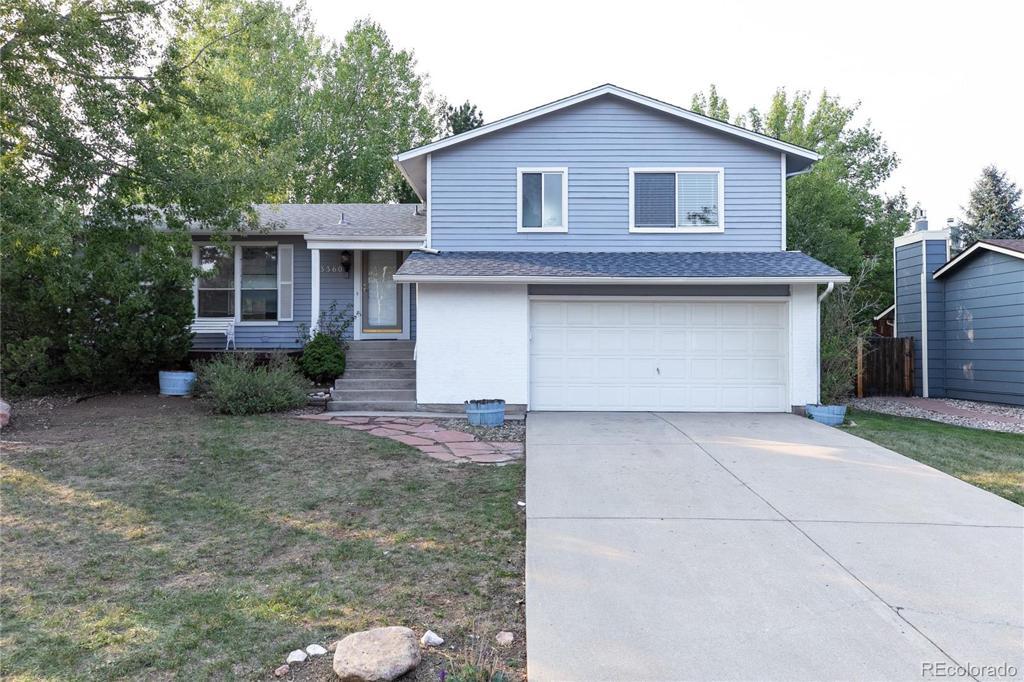 Photo of home for sale at 3360 Oak Creek Drive E, Colorado Springs CO