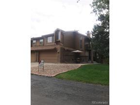 Property for sale at 12059 West Chenango Drive Unit: D, Morrison,  Colorado 80465
