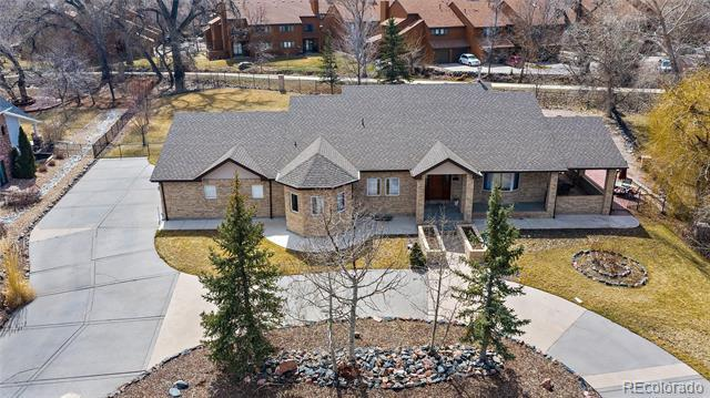 Photo of home for sale at 38 Blue Heron Drive, Thornton CO