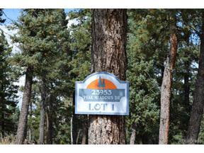 Property for sale at 23953 Peak Drive, Conifer,  Colorado 80433