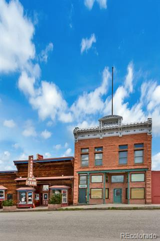 Photo of home for sale at 118 2nd Street W, Leadville CO