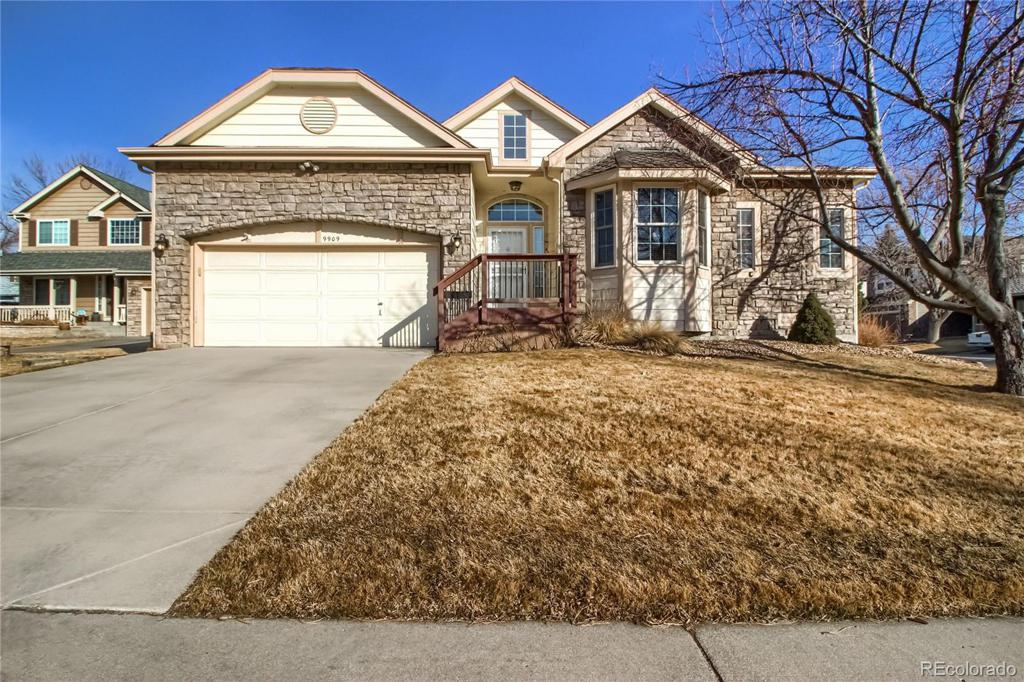 Photo of home for sale at 9909 Gould Avenue W, Littleton CO