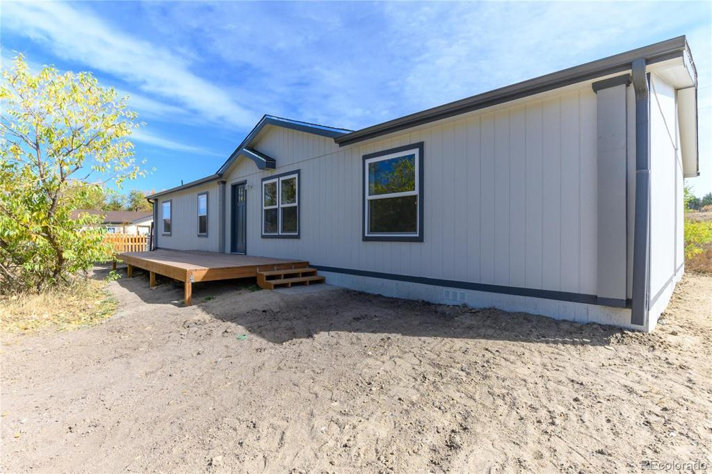 Photo of home for sale at 24109 Kiowa Street, Elbert CO
