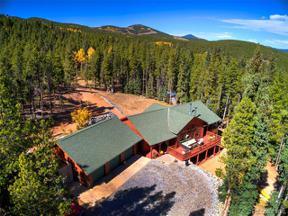 Property for sale at 8854 Carol Lane, Conifer,  Colorado 80433