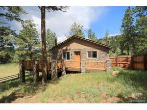 Property for sale at 13182 South Elk Creek Road, Pine,  Colorado 80470