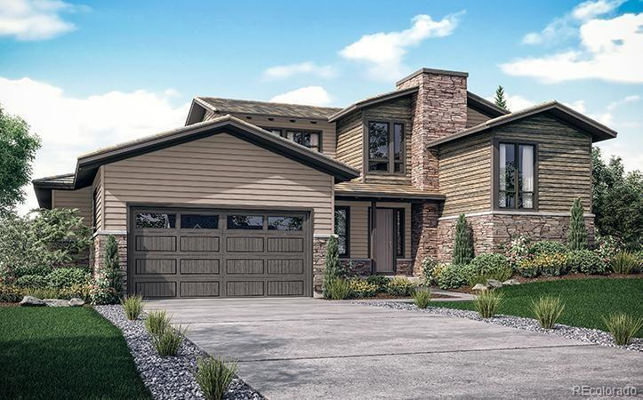 Photo of home for sale at 10760 Bluffside Drive, Lone Tree CO
