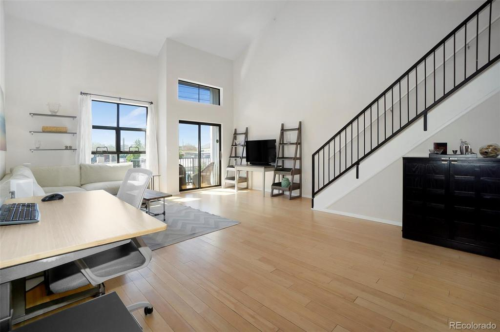 Photo of home for sale at 3149 Blake Street, Denver CO