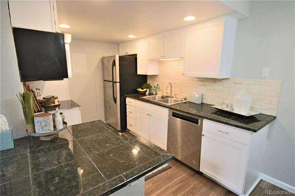 Photo of home for sale at 8600 Alameda Avenue E, Denver CO