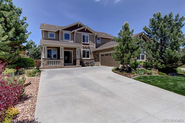 Photo of home for sale at 25935 Euclid Drive E, Aurora CO