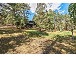 Property for sale at 13713 S Wamblee Valley Road, Conifer,  Colorado 80433