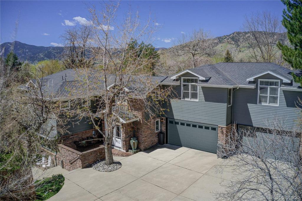 Photo of home for sale at 3731 19th Street, Boulder CO