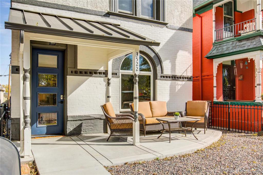 Photo of home for sale at 3522 Shoshone Street, Denver CO