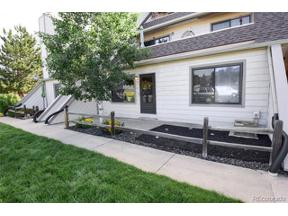 Property for sale at 4266 South Eldridge Street Unit: 102, Morrison,  Colorado 80465