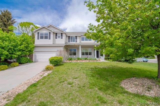 Photo of home for sale at 6145 Jericho Way South, Centennial CO