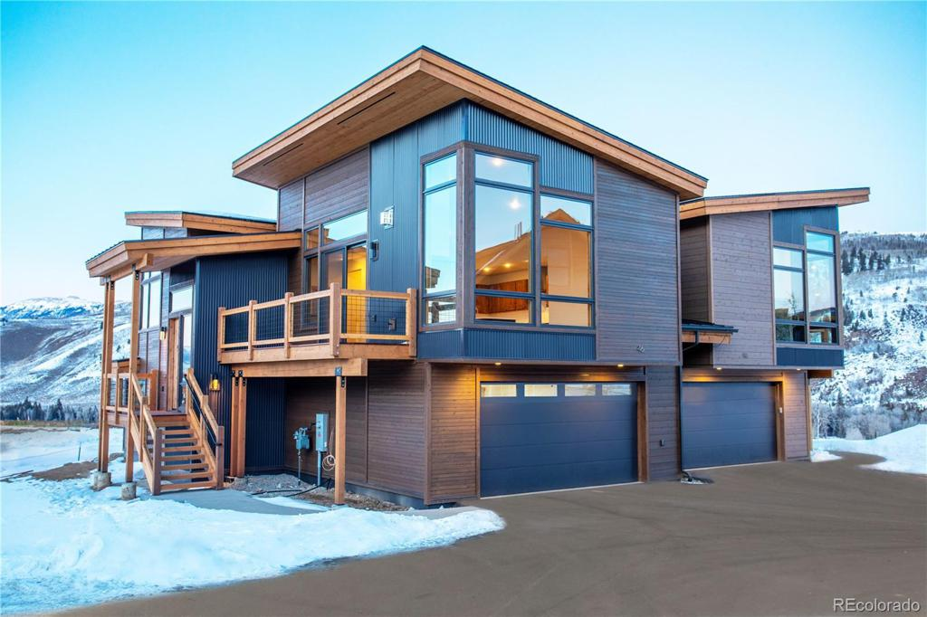 Photo of home for sale at 62 Baron Way E, Silverthorne CO