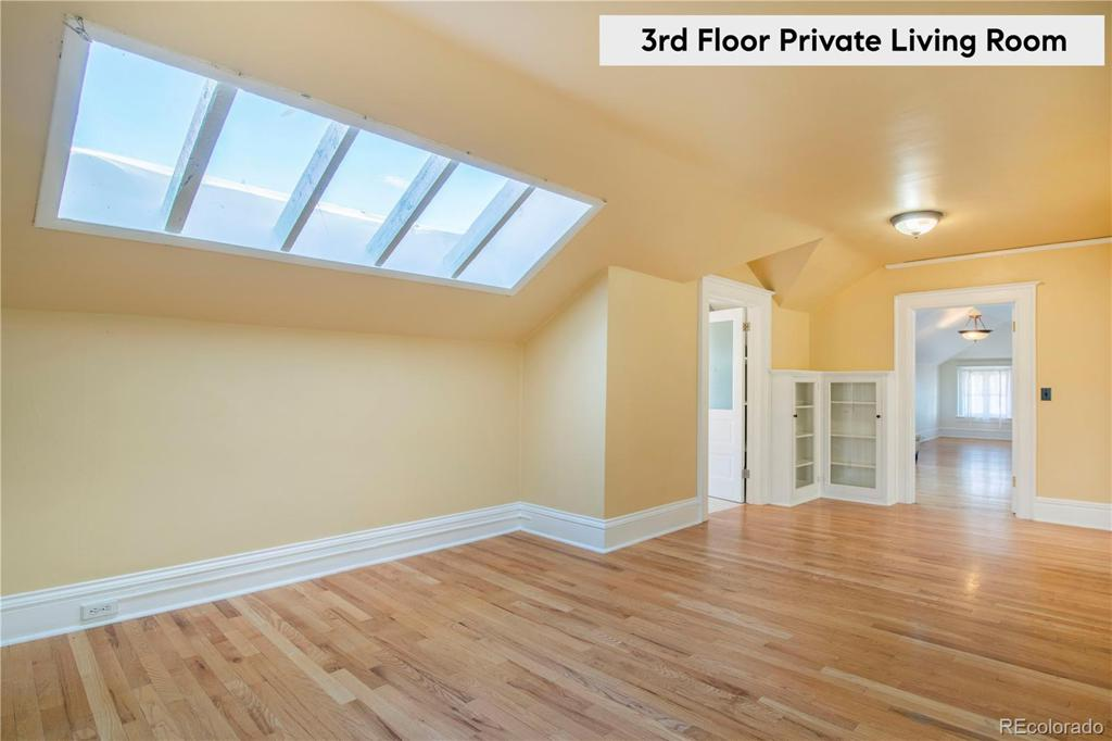Photo of home for sale at 685 Emerson Street N, Denver CO