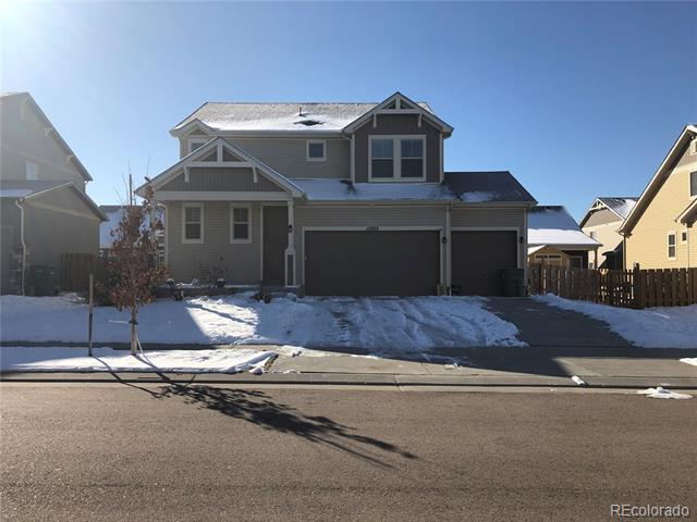 Photo of home for sale at 12988 108th Place E, Commerce City CO