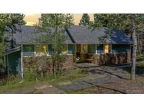 Property for sale at 6430 Ridgeview Drive, Morrison,  Colorado 80465