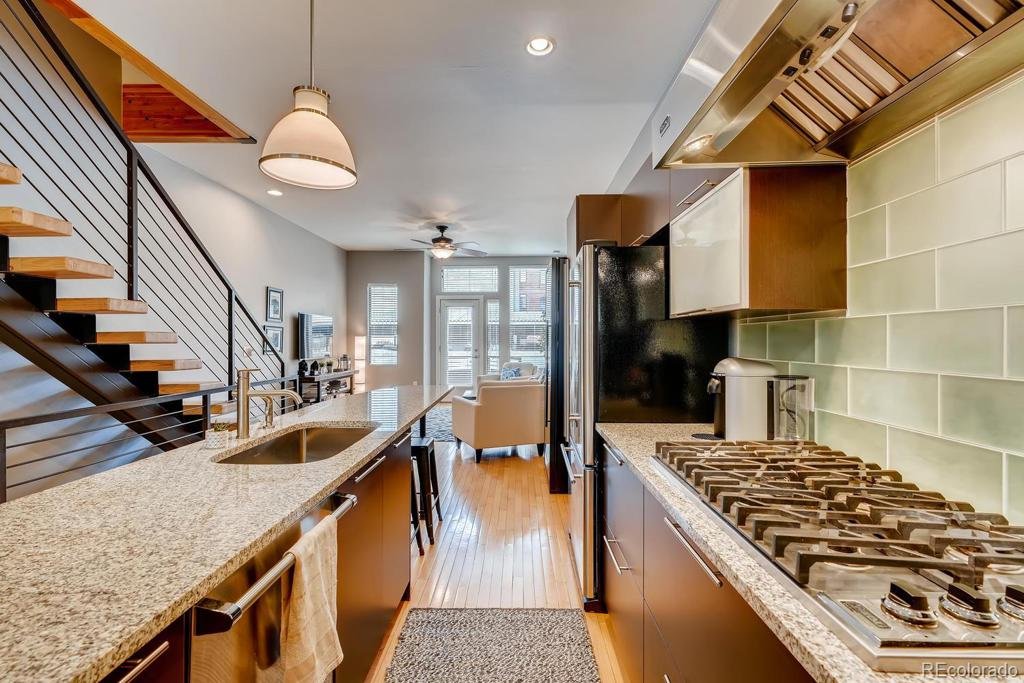 Photo of home for sale at 2900 Inca Street, Denver CO