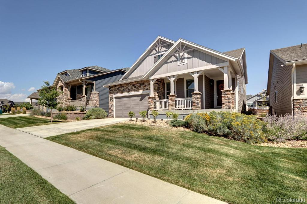 Photo of home for sale at 16935 85th Lane W, Arvada CO