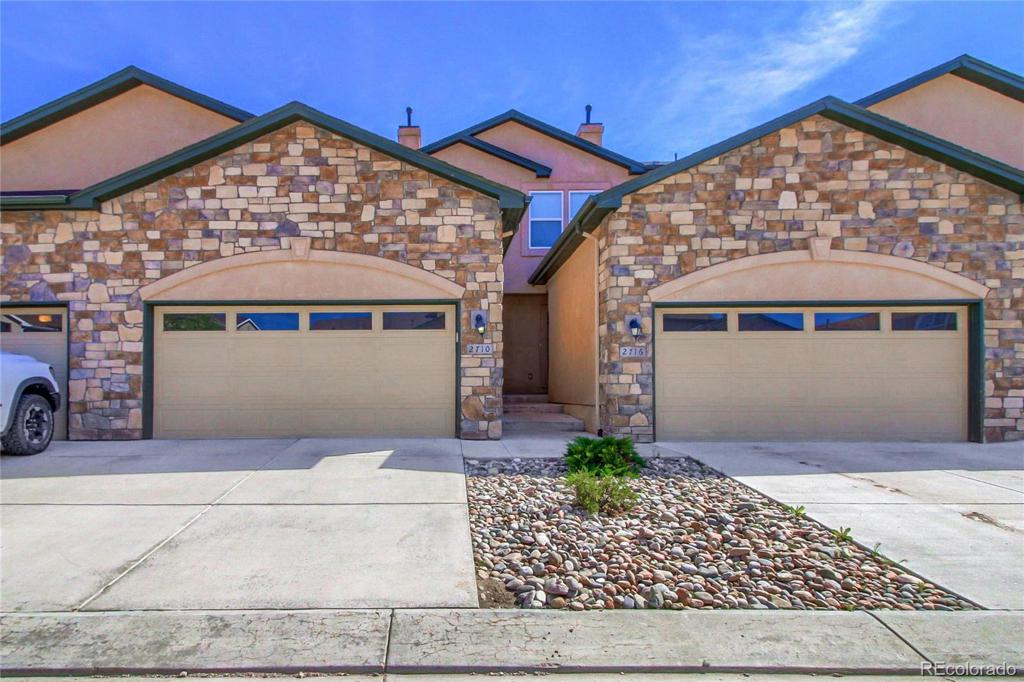 Photo of home for sale at 2710 Harvest Ridge Heights, Colorado Springs CO