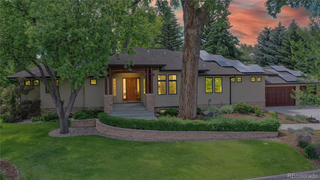 Photo of home for sale at 7253 Lacey Court, Niwot CO