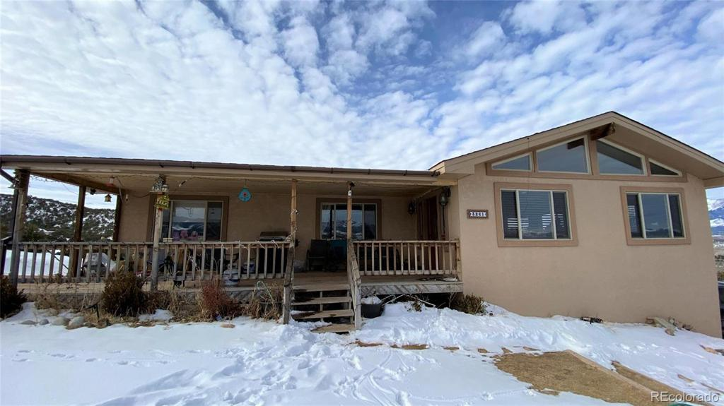Photo of home for sale at 3261 Saloman Road, Fort Garland CO