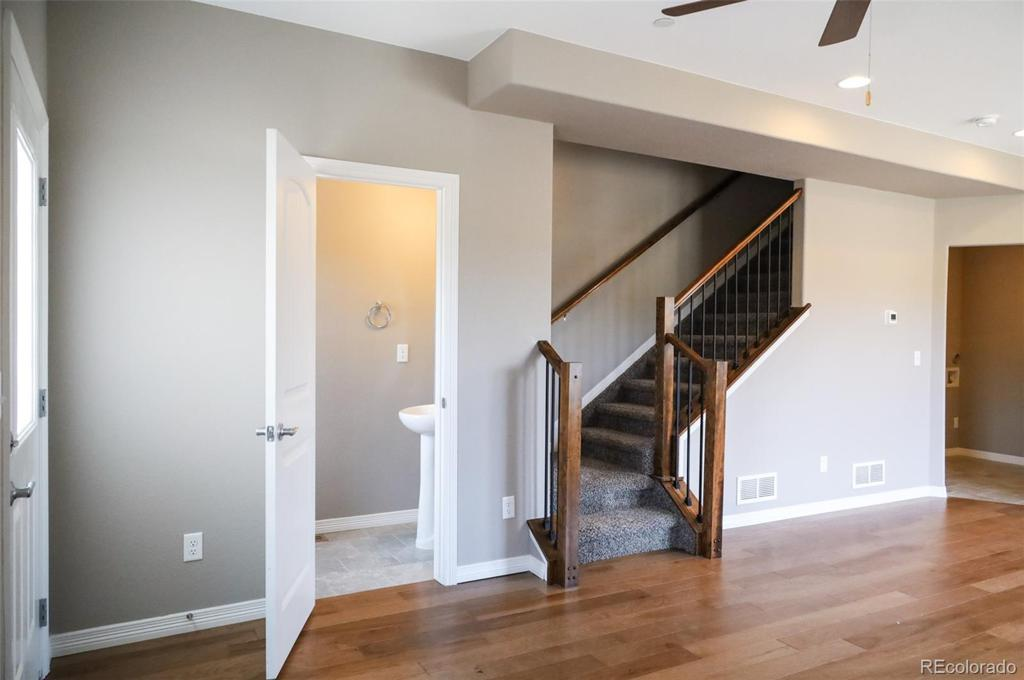 Photo of home for sale at 2433 Ridge Top Drive, Fort Collins CO