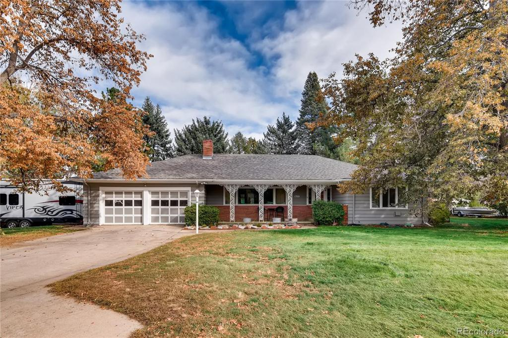 Photo of home for sale at 1700 23rd Avenue, Greeley CO