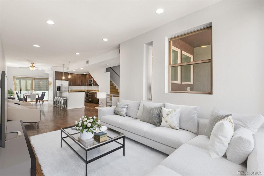 Photo of home for sale at 3400 Larimer Street, Denver CO