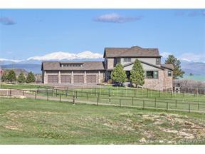 Property for sale at 2940 Canon Ridge Road, Castle Rock,  Colorado 80104