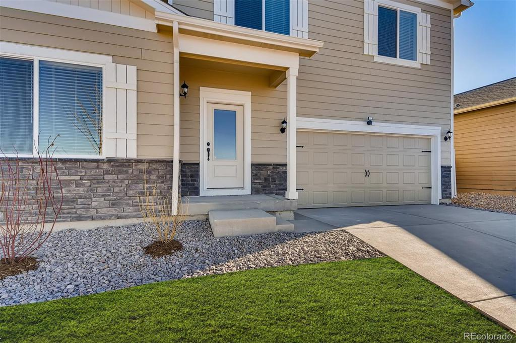 Photo of home for sale at 1060 Long Meadows Street, Severance CO