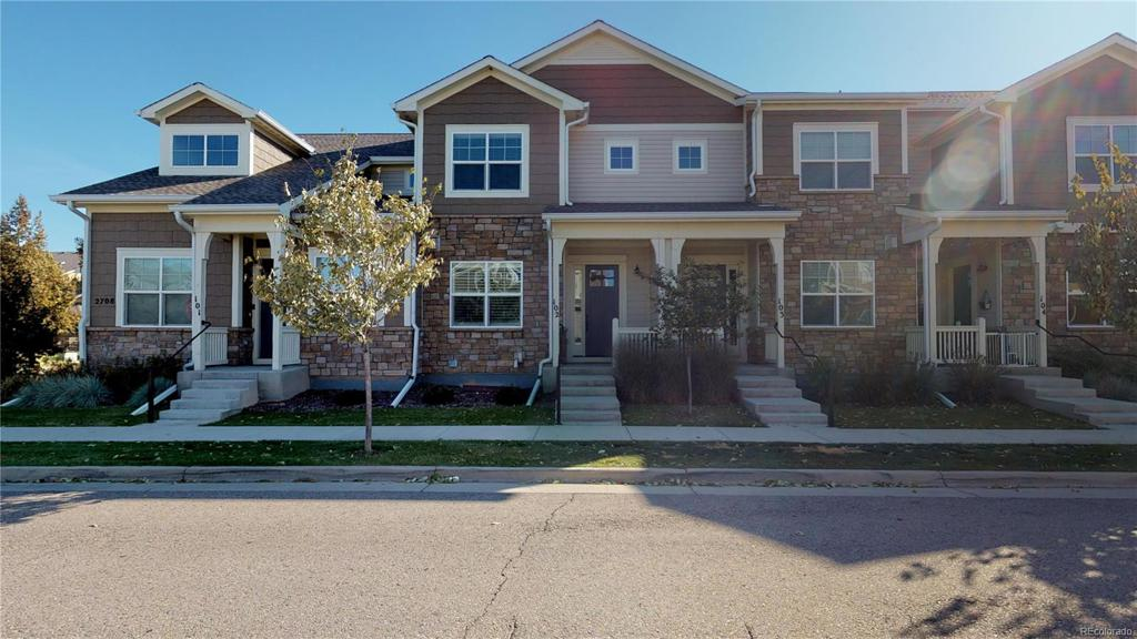 Photo of home for sale at 2708 Rockford Drive, Fort Collins CO
