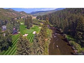 Property for sale at 22110 County Road 8, Meeker,  Colorado 81641