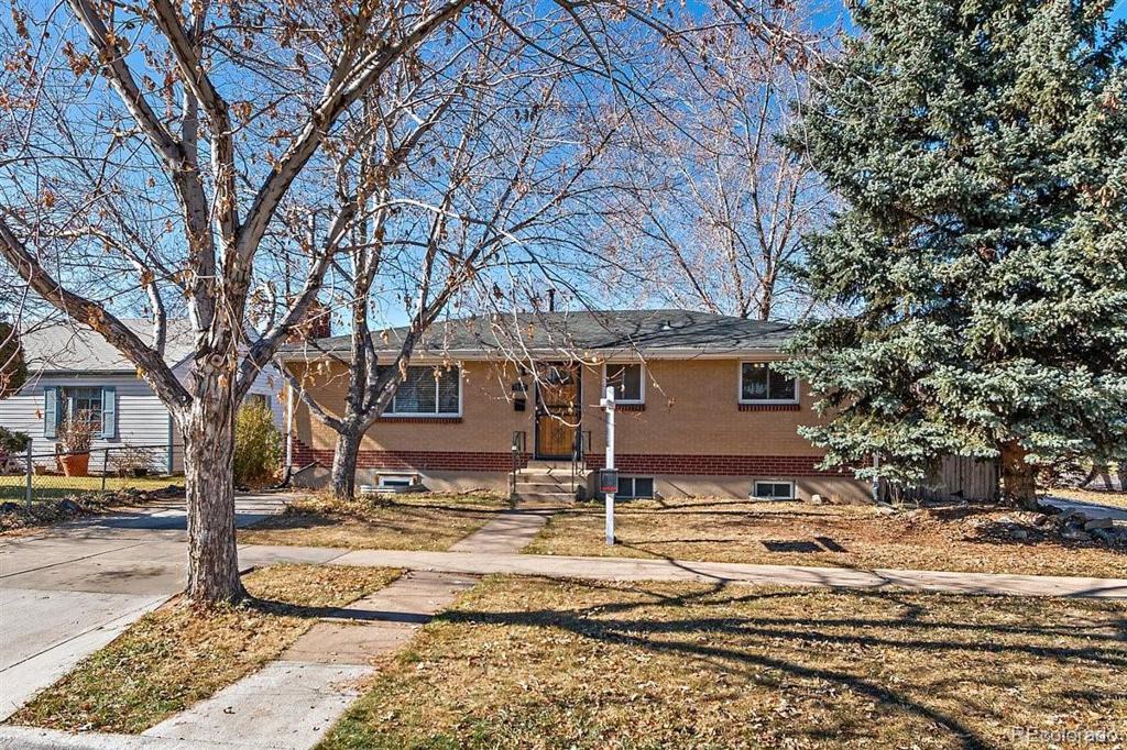 Photo of home for sale at 1597 Julian Street, Denver CO