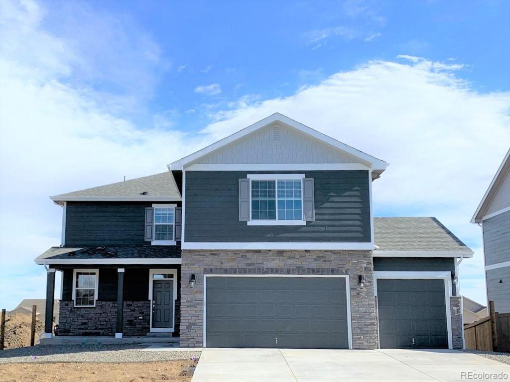 Photo of home for sale at 6819 Wild Grass Lane, Wellington CO