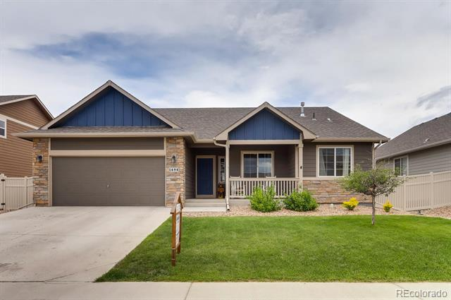 Photo of home for sale at 5696 Waverley Avenue, Firestone CO