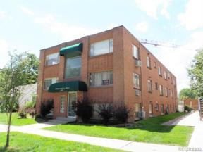 Property for sale at 2259 S Josephine Street 201, Denver,  Colorado 80210
