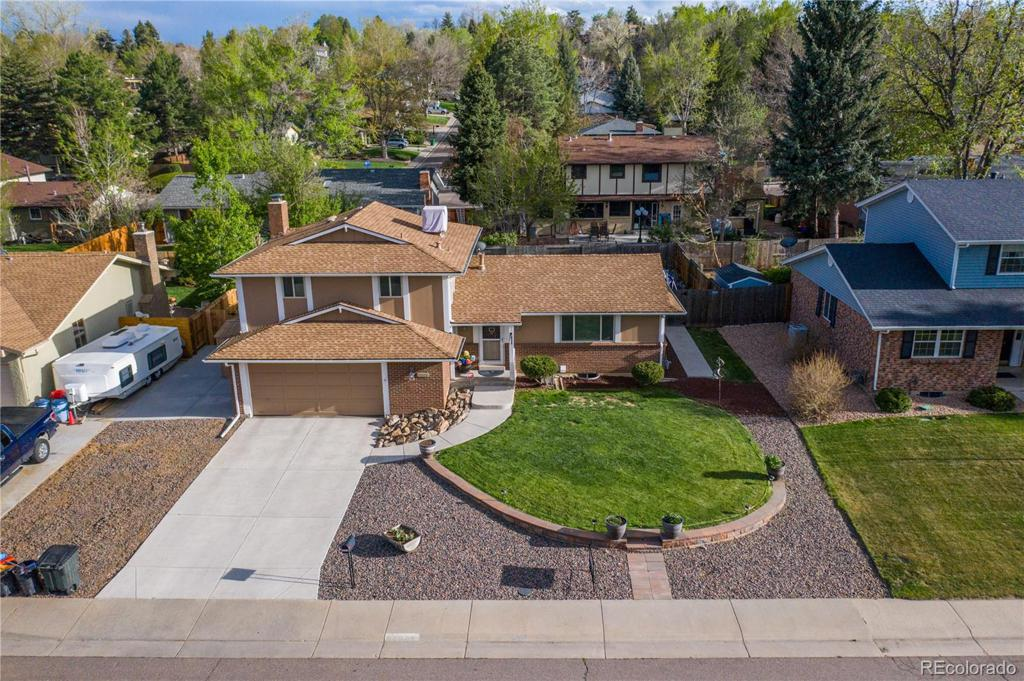 Photo of home for sale at 12224 68th Place W, Arvada CO