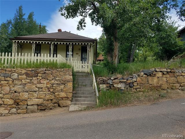 Photo of home for sale at 202 4th High Street E, Central City CO