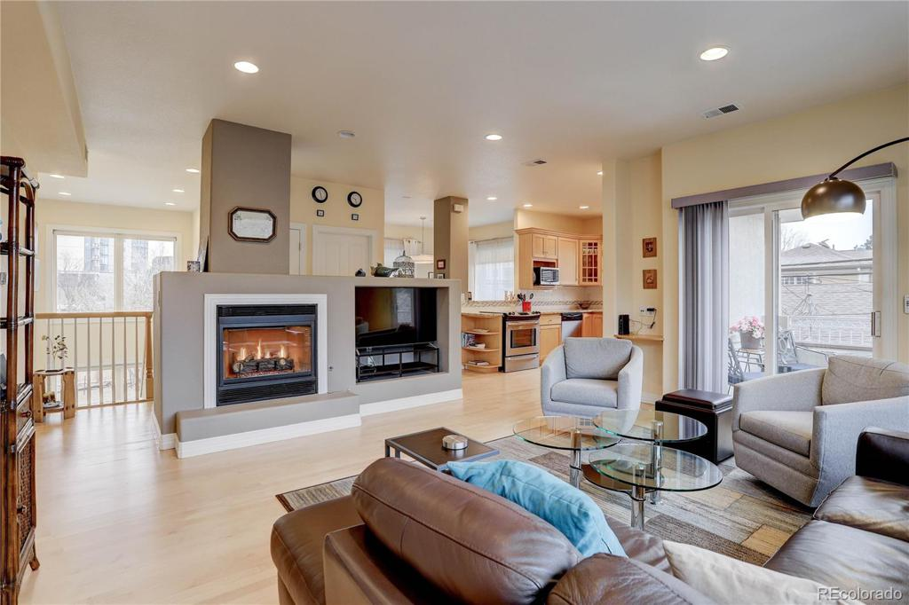 Photo of home for sale at 257 Jackson Street S, Denver CO